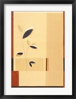Asian 1 Framed Print