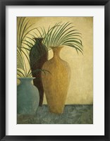 Three Vases II Framed Print