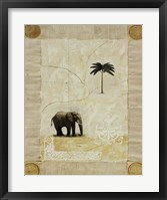 Safari III Framed Print