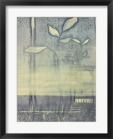 Blowing in the Wind I Framed Print