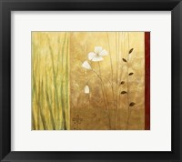 Framed Grass Abstract II