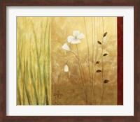 Framed Grass Abstract II