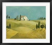 Countryside II Framed Print