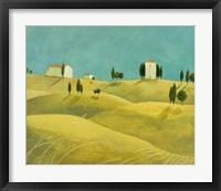 Countryside I Framed Print