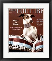 Framed Canine Couture-Best In Show