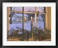 Framed Season Of Peace