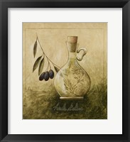 Framed Olive Oil II