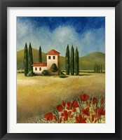 Framed Cypress II