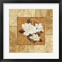 Framed Magnolia 1