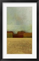 Framed Country Abstract I