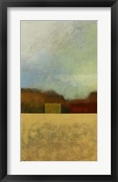 Framed Country Abstract II