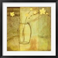 Vase II Framed Print