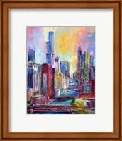 Framed Chicago 3
