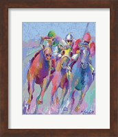 Framed Horse Race 2