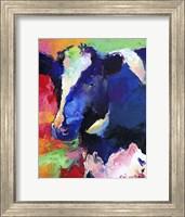 Framed Cow 1
