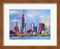 Framed Chicago 5