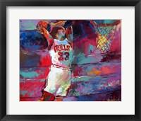 Framed Mike
