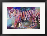 Framed Bengal Tiger