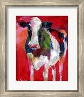 Framed Cow