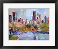 Framed Cityscape 2