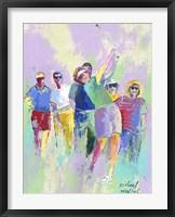 Framed Women's Golf