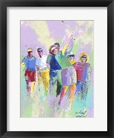 Framed Women's Golf