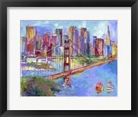 Framed San Fran 1