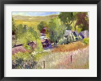 Rooney Ranch Framed Print