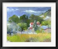 Rooney Ranch 6 Framed Print