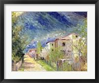 Italy 2 Framed Print