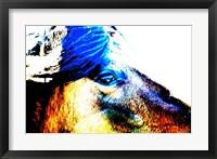 Framed Mustang Sally