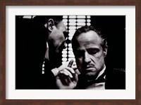 Framed Godfather