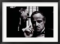 Framed Godfather