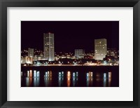 Framed Downtown Portland