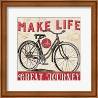 Framed Great Journey IV