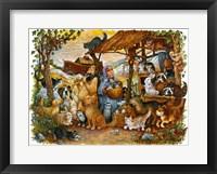Framed Noah & the Animals