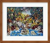Framed Noah's Quandary