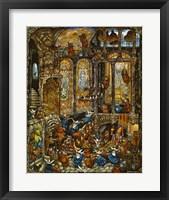 Framed Holy Cats 2 - Nuns