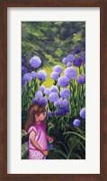 Framed Spring Garden