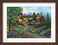 Framed Chalet Gardening