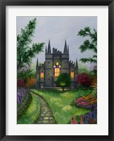 Framed Church Garden