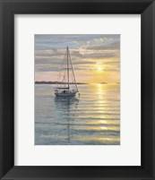 Framed Resting Sails