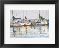 Framed Yacht Club