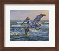 Framed Rough Water Fishing