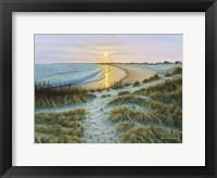 Framed Watch Hill Sunset