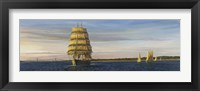 Framed Spirit Of Newport