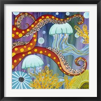 Framed Jelly Fish