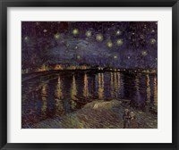 Framed Starlight Rhone
