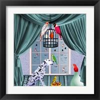 Framed Bird Dogs VIII
