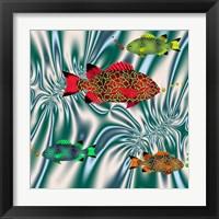 Framed Fishtales VI